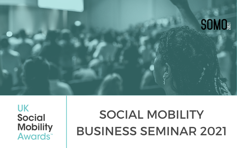 The Social Mobility Business Seminar promotional photo