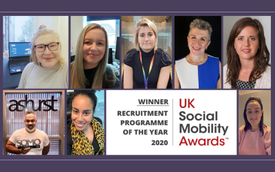 """""""It is vital that social mobility is prioritised"""" – Thoughts from the SOMO 2020 Recruitment Programme Winners, Ashurst"""